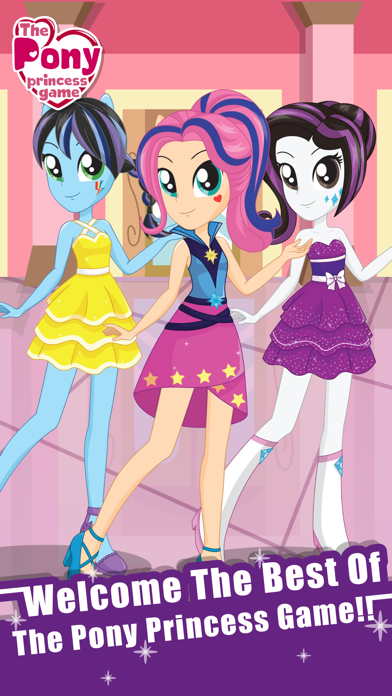 Pony Dress Up Game for Girls - My Little Equestria