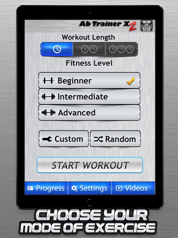 Ab Workout Trainer HD Sit-Up Crunch Exercise-ipad-3