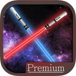 Jedi Lightsaber & Laser sword with sound - Pro