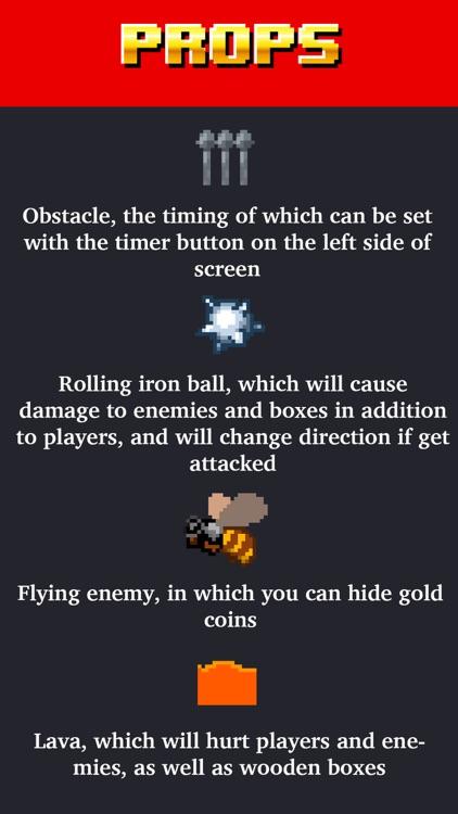 Dungeon Creator - Online 2D platform game screenshot-3