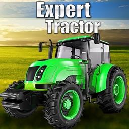 3D Tractor Drive Sim - Expert Level Truck Game HD