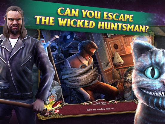 Surface: Lost Tales - A Hidden Object Adventure screenshot 7