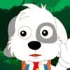 英語の会話を学ぶ話された英語聞き取りアニメーション漫画