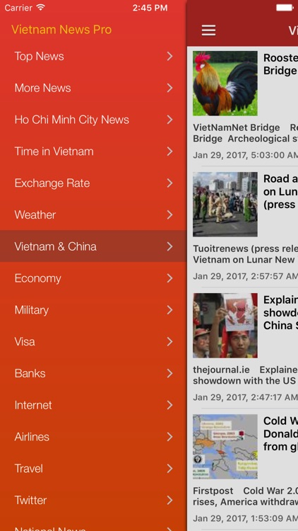 Vietnam News Today & Vietnamese Radio Pro Edition