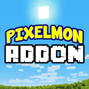PIXELMON ADDONS FOR MINECRAFT POCKET EDITION (PE) app