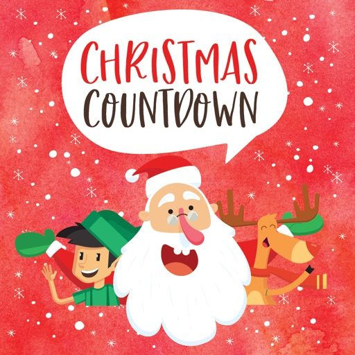 Christmas Count Down.Best Christmas Countdown Stickers For Imessage By