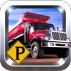 停车大师3D:卡车版 - 模拟真实重型卡车的3D停车游戏