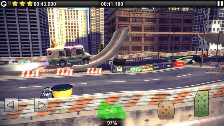 Offroad Legends screenshot-1