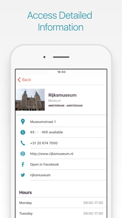Amsterdam Travel Guide and Offline City Map screenshot-1