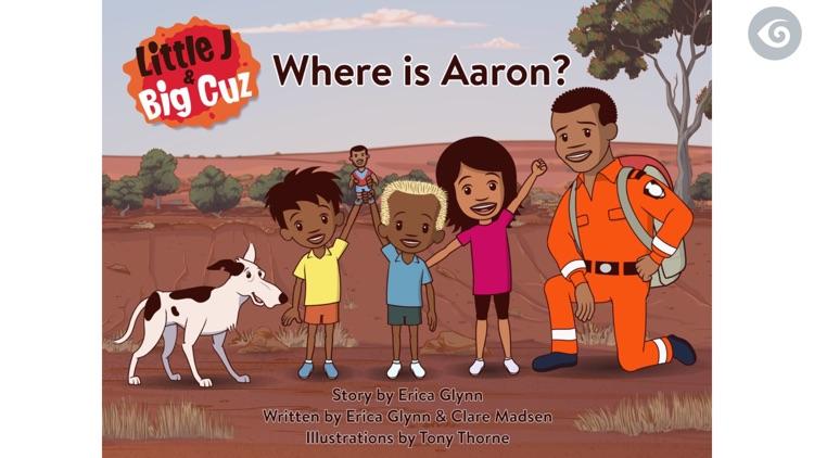 Little J & Big Cuz - Where is Aaron?