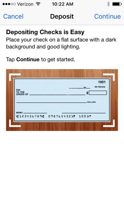 Classic Bank Business Mobile screenshot-4