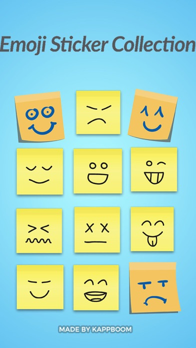 Sticky Note Emojis