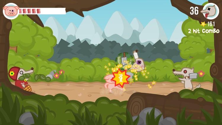Iron Snout+ Pig Fighting Game screenshot-3