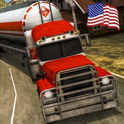 USA Truck Parking Simulator 3D