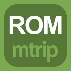 Rom Reiseführer (mit Offline Stadtplan) - mTrip