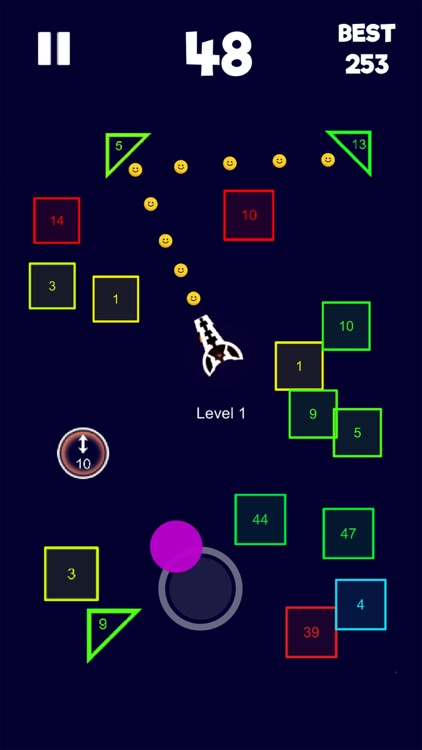 Boomerang Balls Ambush screenshot-3