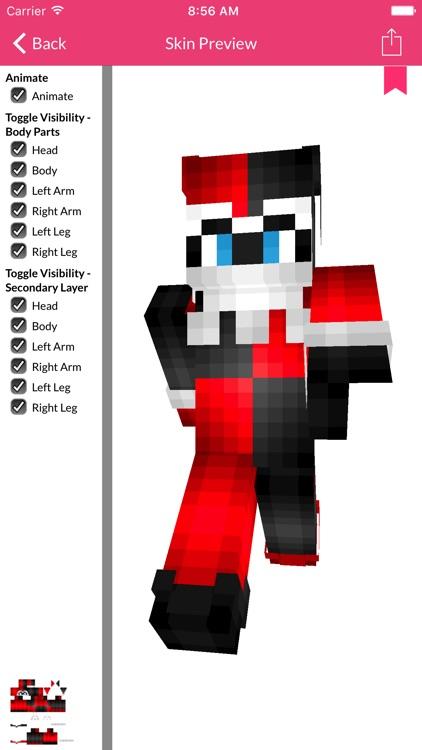 SS Skin For Minecraft Edition screenshot-3