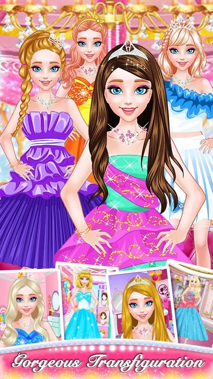 Princess Games - Dress up game for girls by liu xian