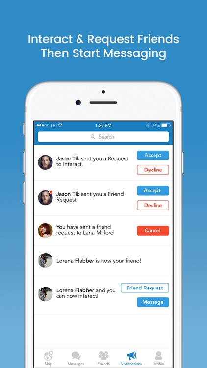Starzer Social - Find New Friends Anywhere,Anytime screenshot-4