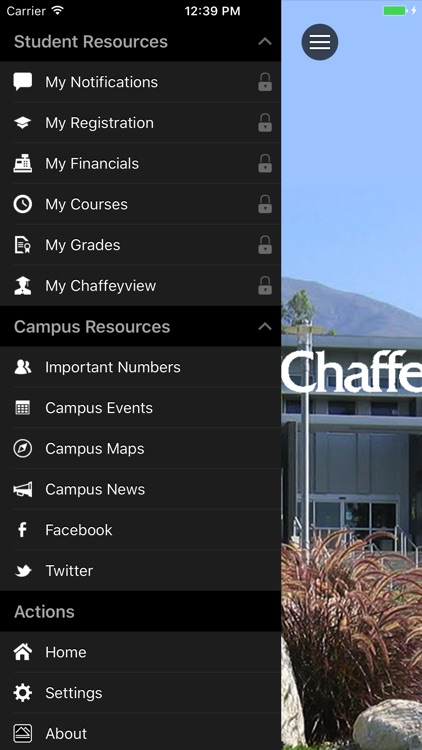 Chaffey College Mobile By Ellucian