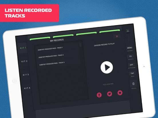 Dubstep Producer Pads screenshot