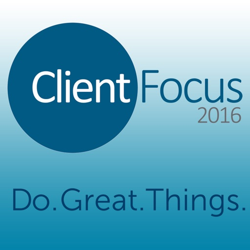 BCD M&E 2016 Client Focus