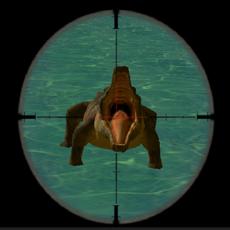 Activities of Wild Crocodile Sniper Hunter Simulator 2017