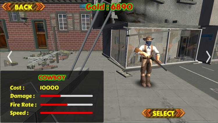 Super Heroes Shooting Game screenshot-4