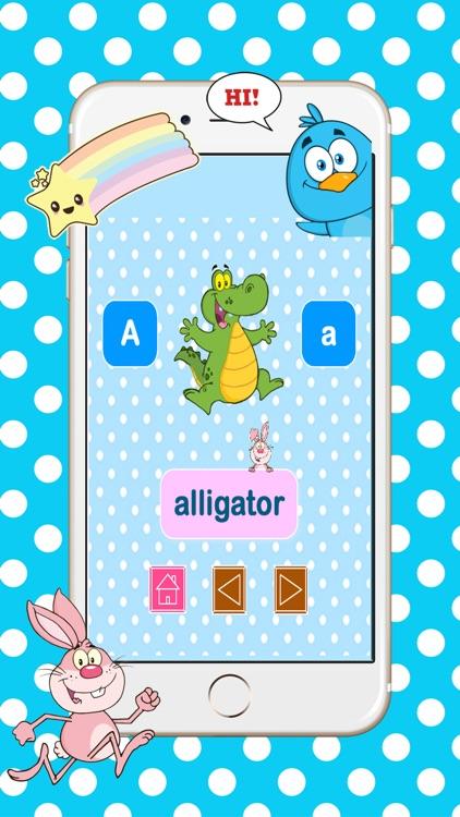 A to Z Animal Alphabet Worksheets For Kindergarten by pimporn ...