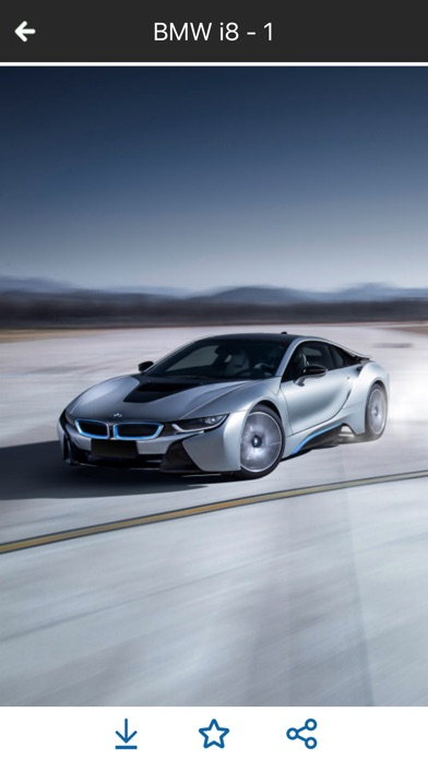 Hd Car Wallpapers Bmw I8 Edition App Price Drops