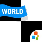 White Tiles World : Piano Go icon