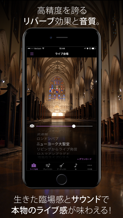 LiveTunes - ライブコンサート・シミュレータ ScreenShot3