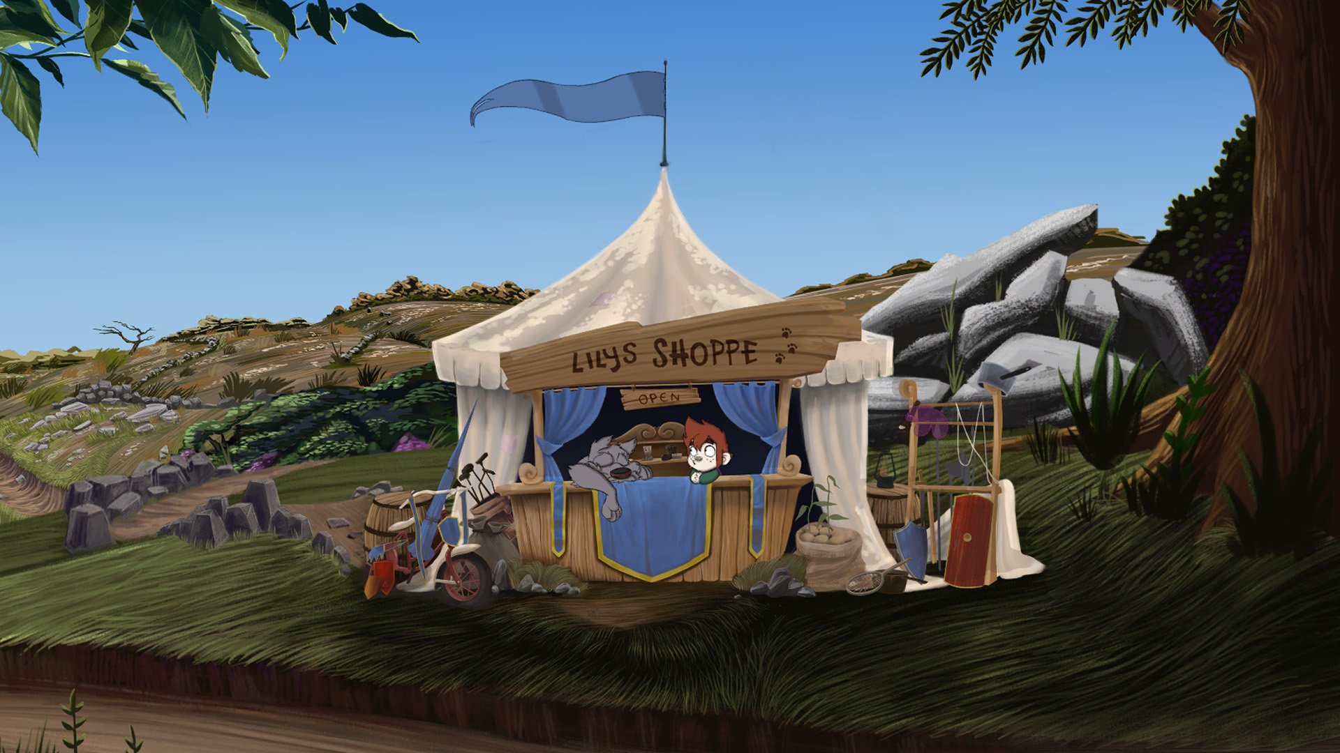 The Little Acre screenshot 11
