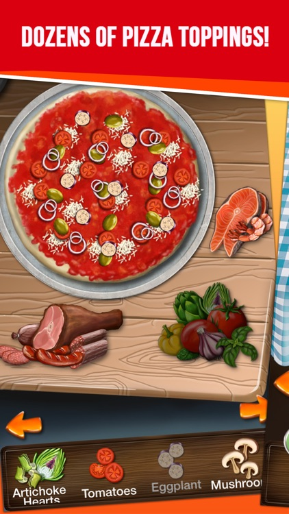 My Pizza Shop - Pizza Maker screenshot-3