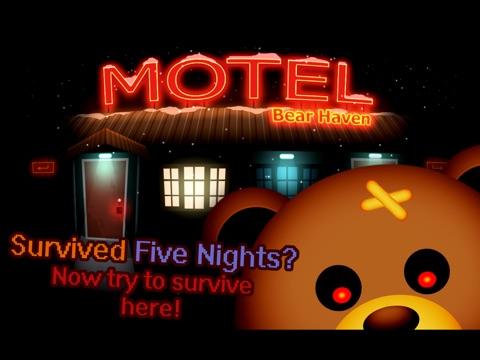 Мотель Медведей - Выжить Пять Ночей Ужаса на iPad