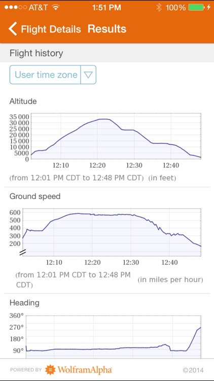 Wolfram Flight Information Reference App screenshot-4