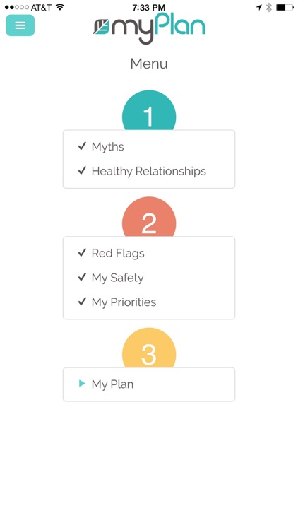 myPlan App