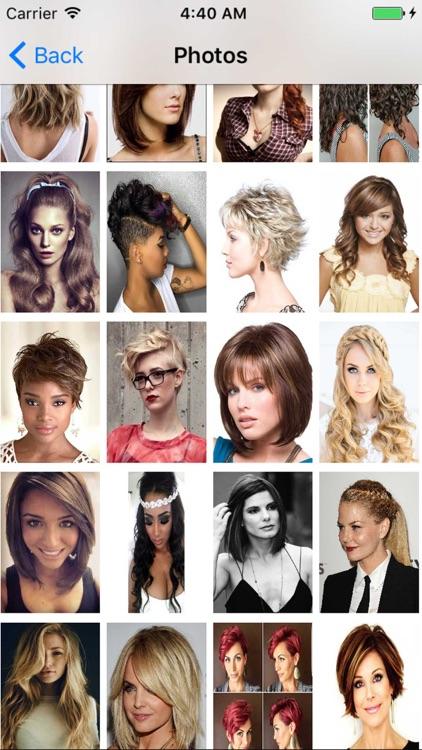 Women Hair Styles and Haircuts Salon 1000+ Designs
