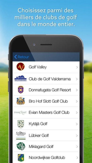 download Expert Golf – Carte de score apps 1