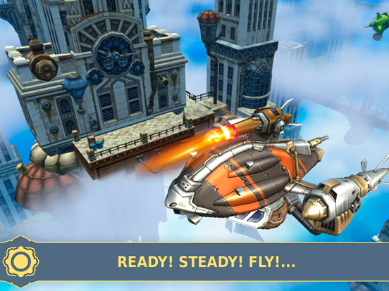 Sky to Fly: Soulless Leviathan screenshot 6