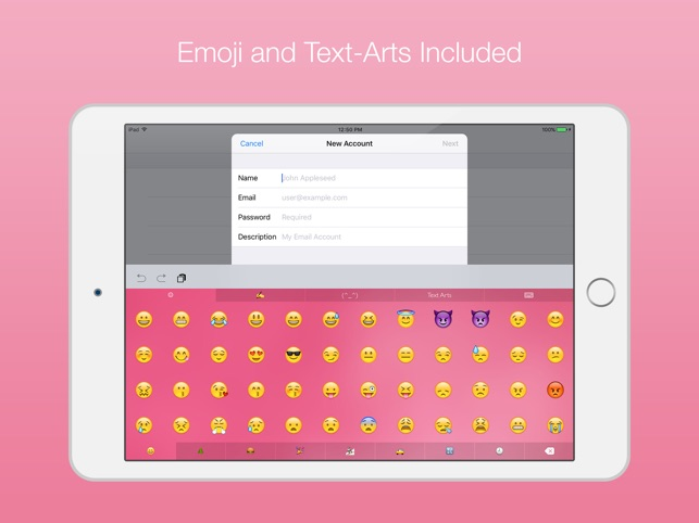 Typiora Keyboard Screenshot