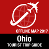 Ohio Tourist Guide + Offline Map