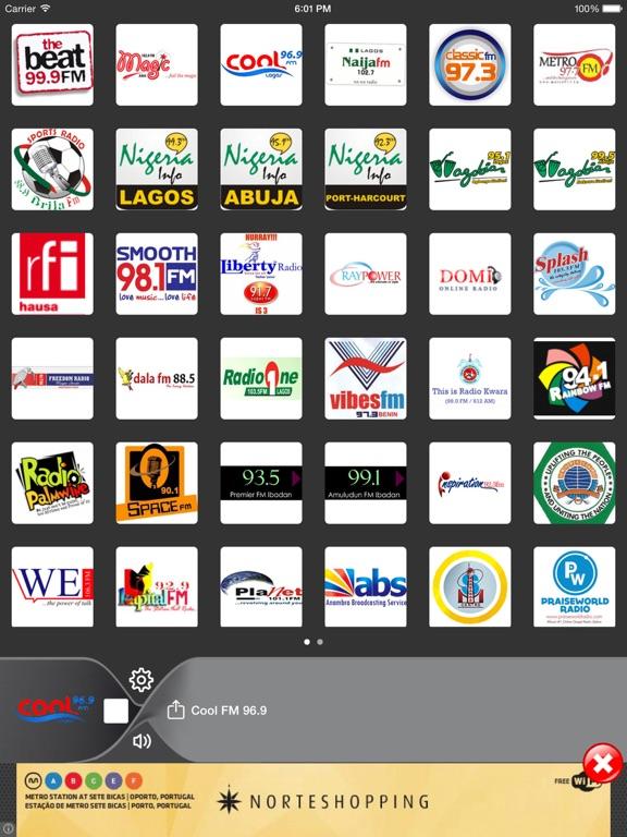 Radio Nigeria - Live FM Radio & Online Stations | App Price Drops