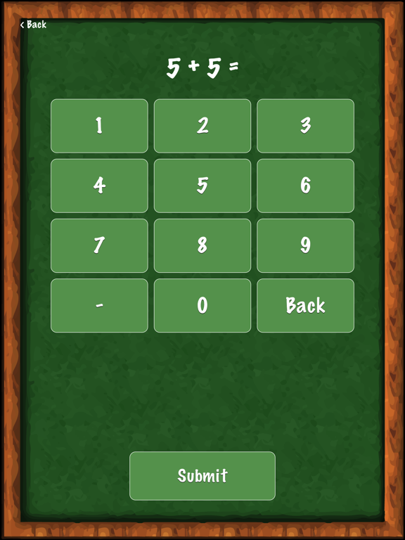 Math Practice - Integers Screenshot 2