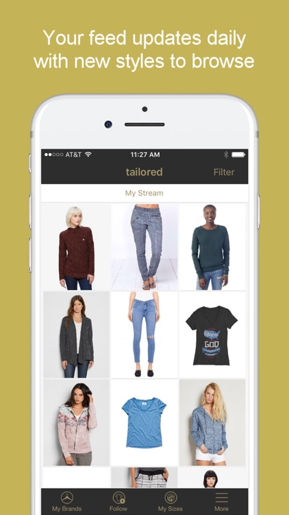 Tailored - Shop | Discover | Connect