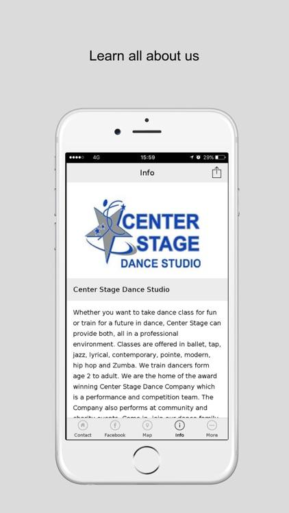 Center Stage Dance Studio Inc screenshot-3