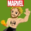 Marvel Stickers: Iron Fist
