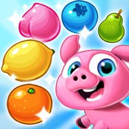 游戏 - 水果消消乐经典消除游戏