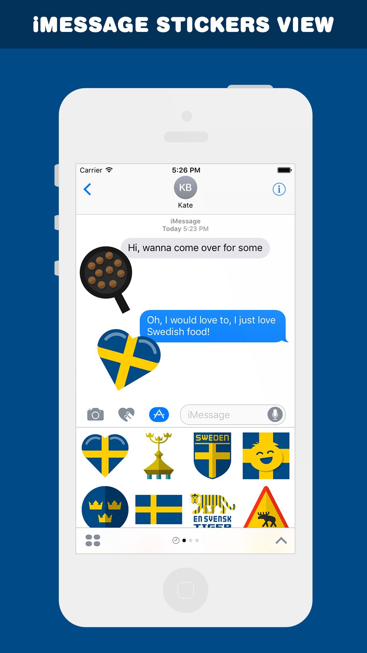 Swemojis Screenshot