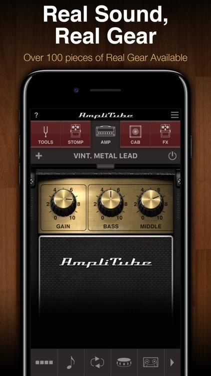 AmpliTube screenshot-0